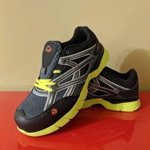 Wolverine Shock Resistant Steel Toe Shoes